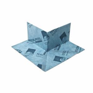 Samoprzylepne plastyczne narożniki wewnętrzne 3D TESCON INVEX